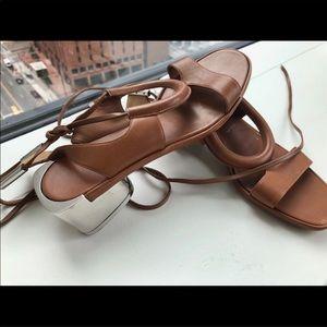 Ferragamo 100% Authentic Gorjana Sandals